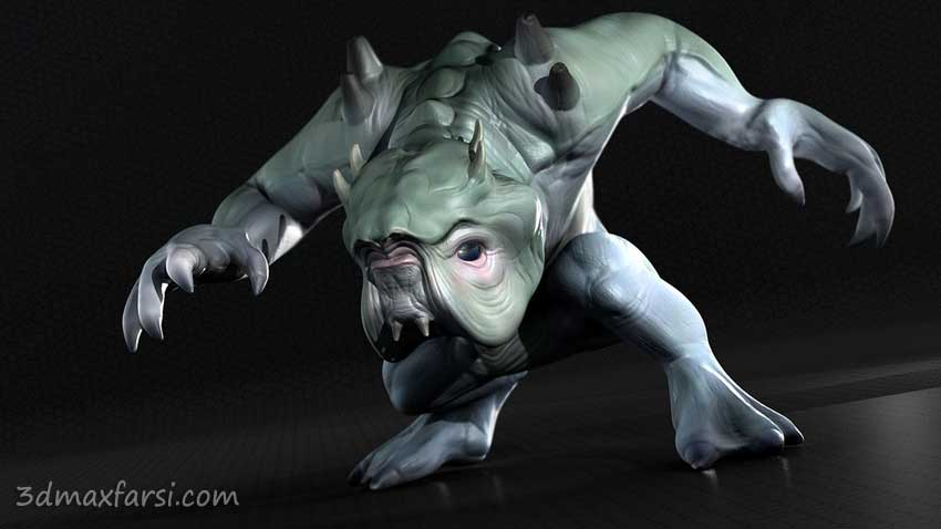 Digital-Tutors - ZBrush and Mudbox Integration