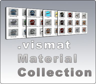 دانلود متریال vismat material collection