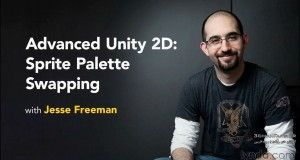 دانلود آموزش Advanced Unity 2D Sprite Palette Swapping