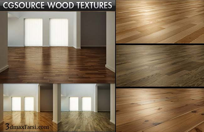 CGSource Complete Wood Textures