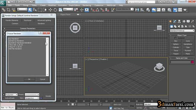 how to Installing vray