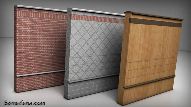 متریال Working with Materials in Revit