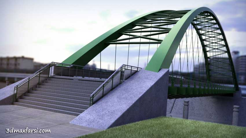 Digital Tutors - Creating a Parametric Suspension Bridge Concept Model in Revit