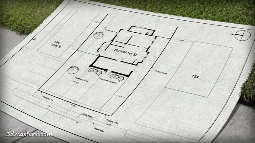 Digital Tutors - Drawing a Site Plan in AutoCAD