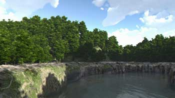 Photo of طراحی محیط سه بعدی عواض زمین : ویو اکستریم Vue xStream