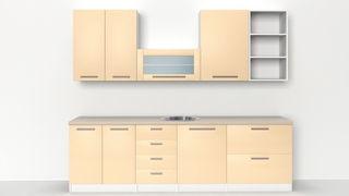 پلاگین ساخت کابینت kitchen cabinet creator 3ds max