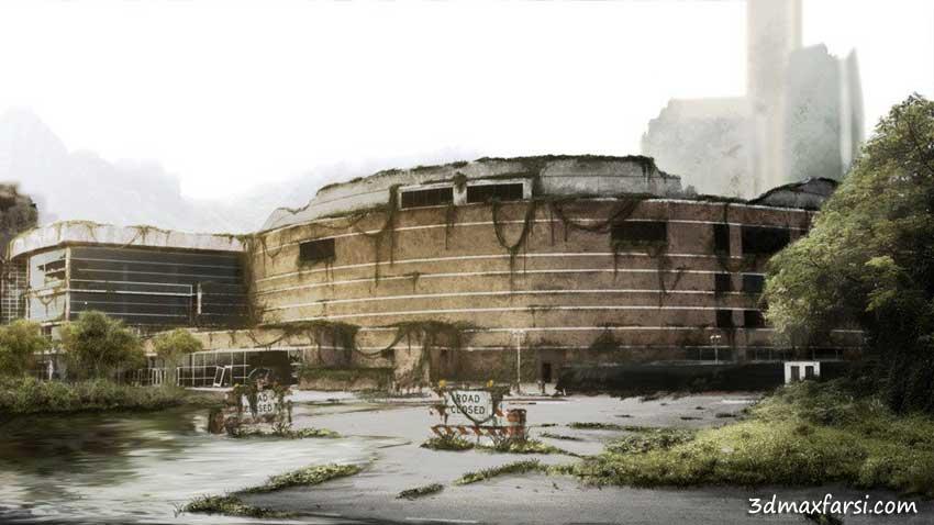 Digital-Tutors - Creating an Abandoned City Scene in Photoshop