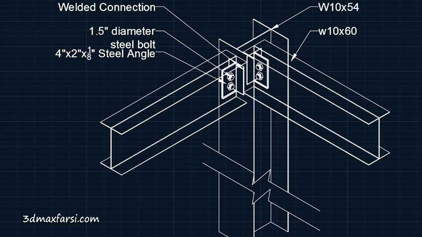 Photo of آموزش پرسپکتیو ایزومتریک اتوکد Creating Isometric Drawings AutoCAD