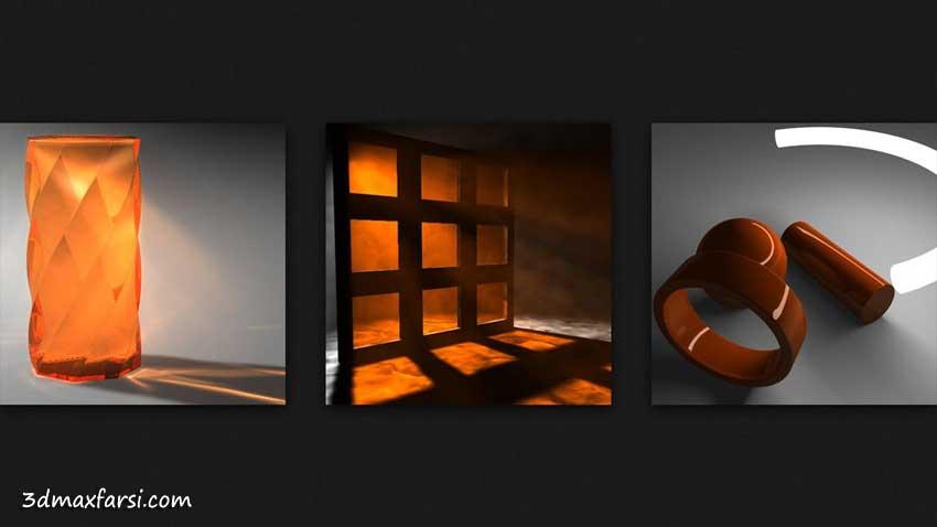 آموزش ترفندهای رندرگیری CINEMA 4D