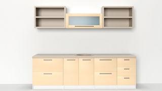 پلاگین ساخت کابینت طراحی داخلی Kitchen Cabinet Creator