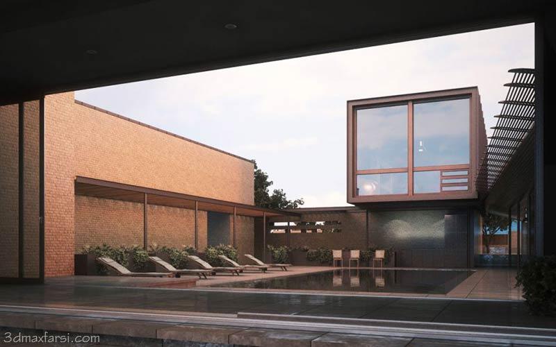 خرید پکیج کامل (آرچ اکستریور) : مدل معماری خارجی Archexteriors 1-31