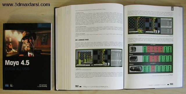 دانلود رایگان کتاب VRay The Complete Guide