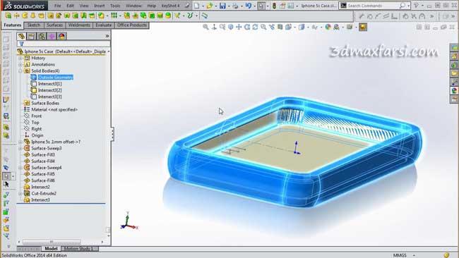 SolidWorks آموزش سالیدورکس