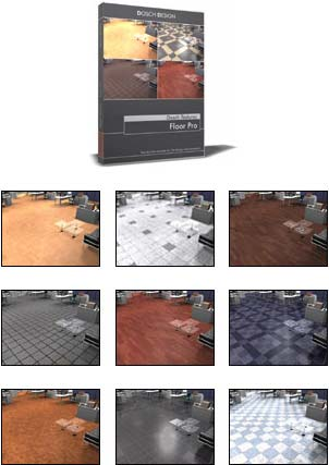 دانلود رایگان متریال معماری کفسازی realistic walls floors