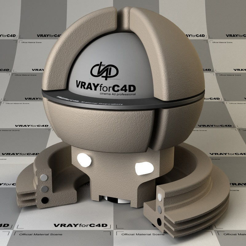دانلود رایگان متریال تری دی مکس وی ری Vray Material