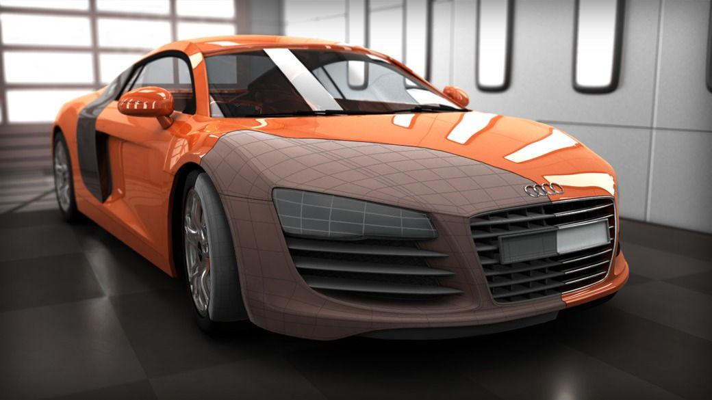 دانلود آموزش فارسی Automotive Modeling in Maya
