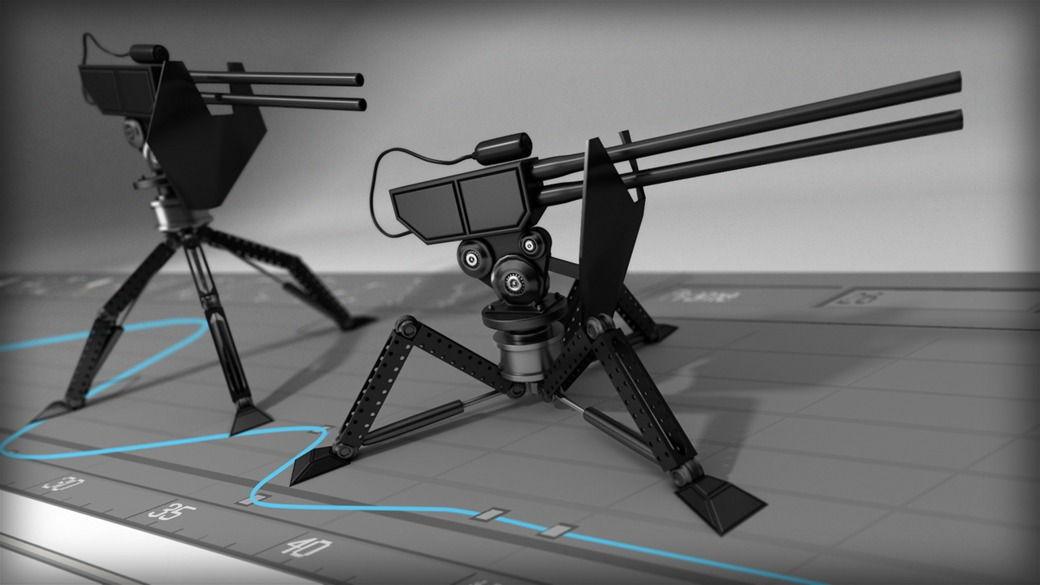 آموزش انیمیشن سازی 3ds max 2015