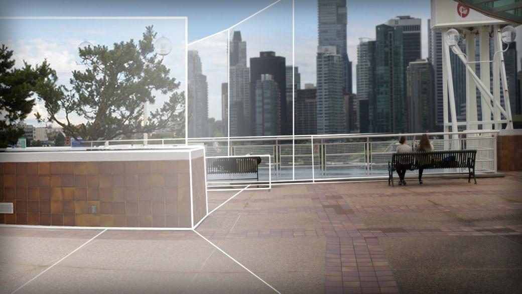 دانلود Creating Panoramic Matte Painting Projections in Photoshop and Maya