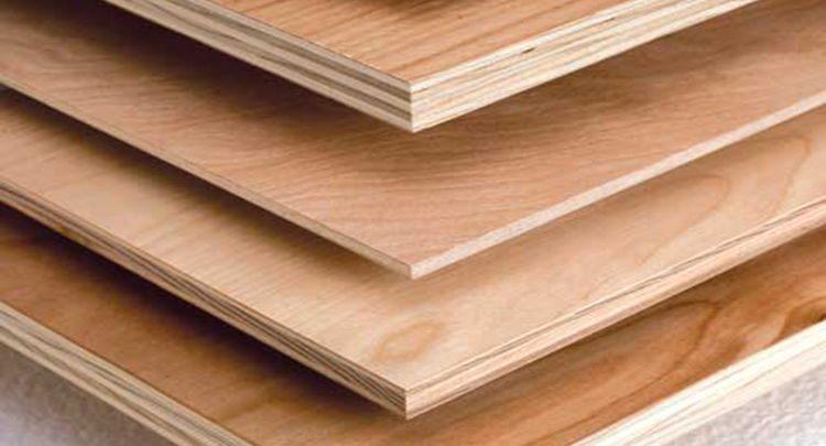 دانلود رایگان متریال چوب با کیفیت Plywood Panels material