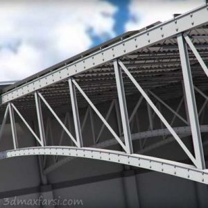 دانلود آموزش Modeling Trusses in Revit