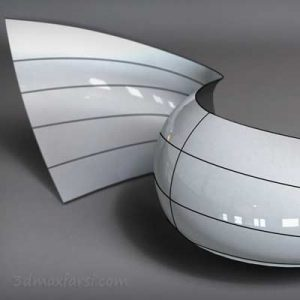 آموزش فارسی Creating and Manipulating 3D Geometry in AutoCAD
