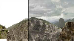 ساخت جلوه های ویژه اینوایرومنت NUKE, Photoshop, Maya, MARI