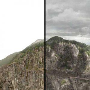 دانلود آموزش Creating a VFX Environment in MARI and NUKE