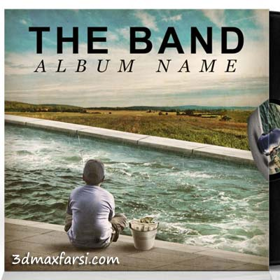 دانلود آموزش Designing Album Cover in Photoshop