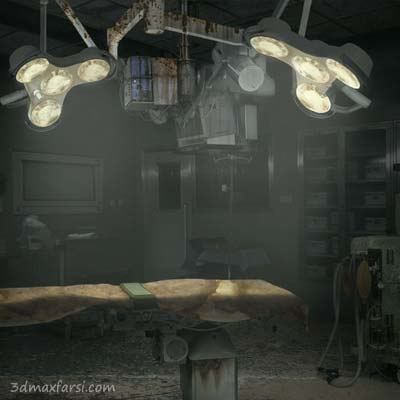 دانلود آموزش Interior Lighting Manipulation in Photoshop