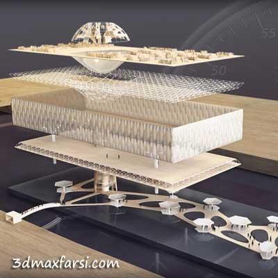 دانلود آموزش Speed Modeling Your Architectural Ideas in 3ds Max