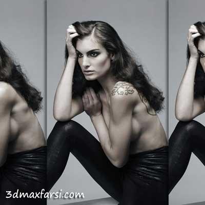 دانلود آموزش Getting Under Skin Virtual Tattoos Photoshop