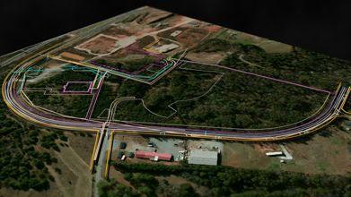 آموزش کار با صفحات اتوکد سیویل تری دی : Autocad Civil 3D