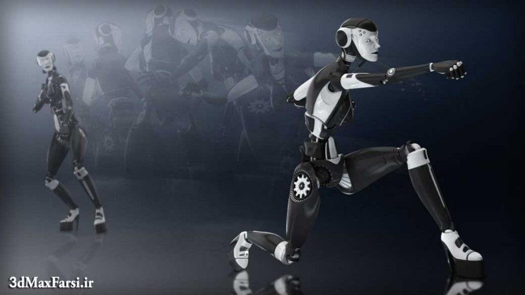 آموزش ساخت کلید های انیمیشن MotionBuilder Maya