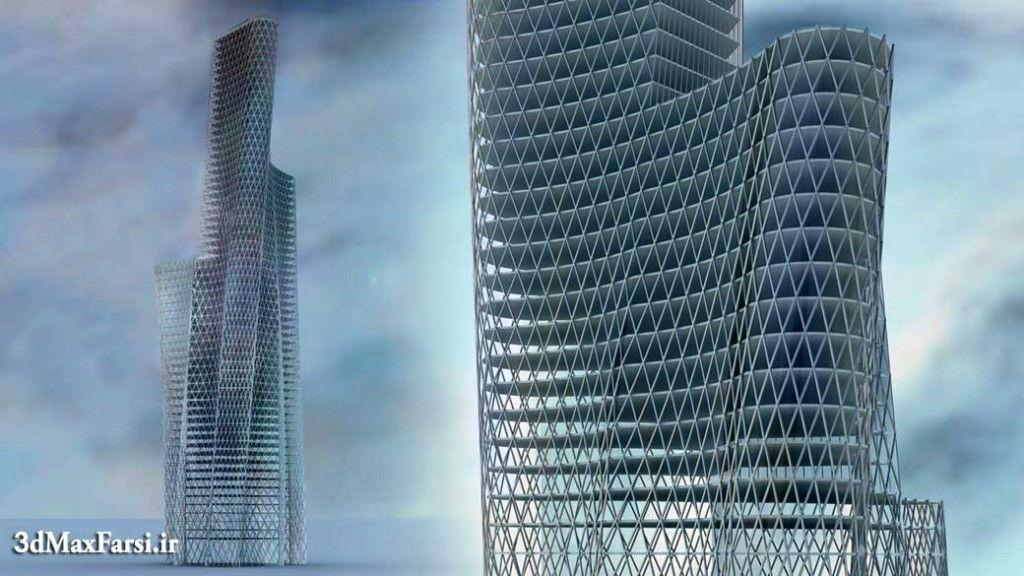 آموزش کاربرد راینو در معماری