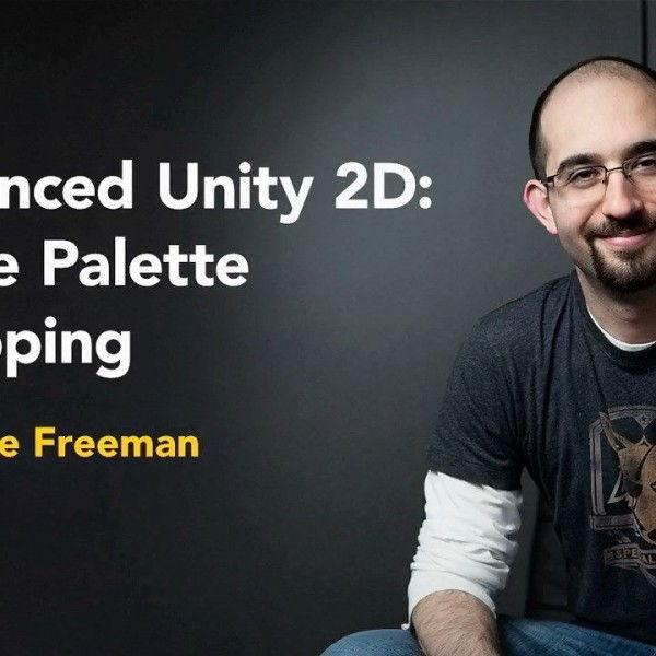 دانلود آموزش Advanced Unity 2D Sprite Palette Swapping