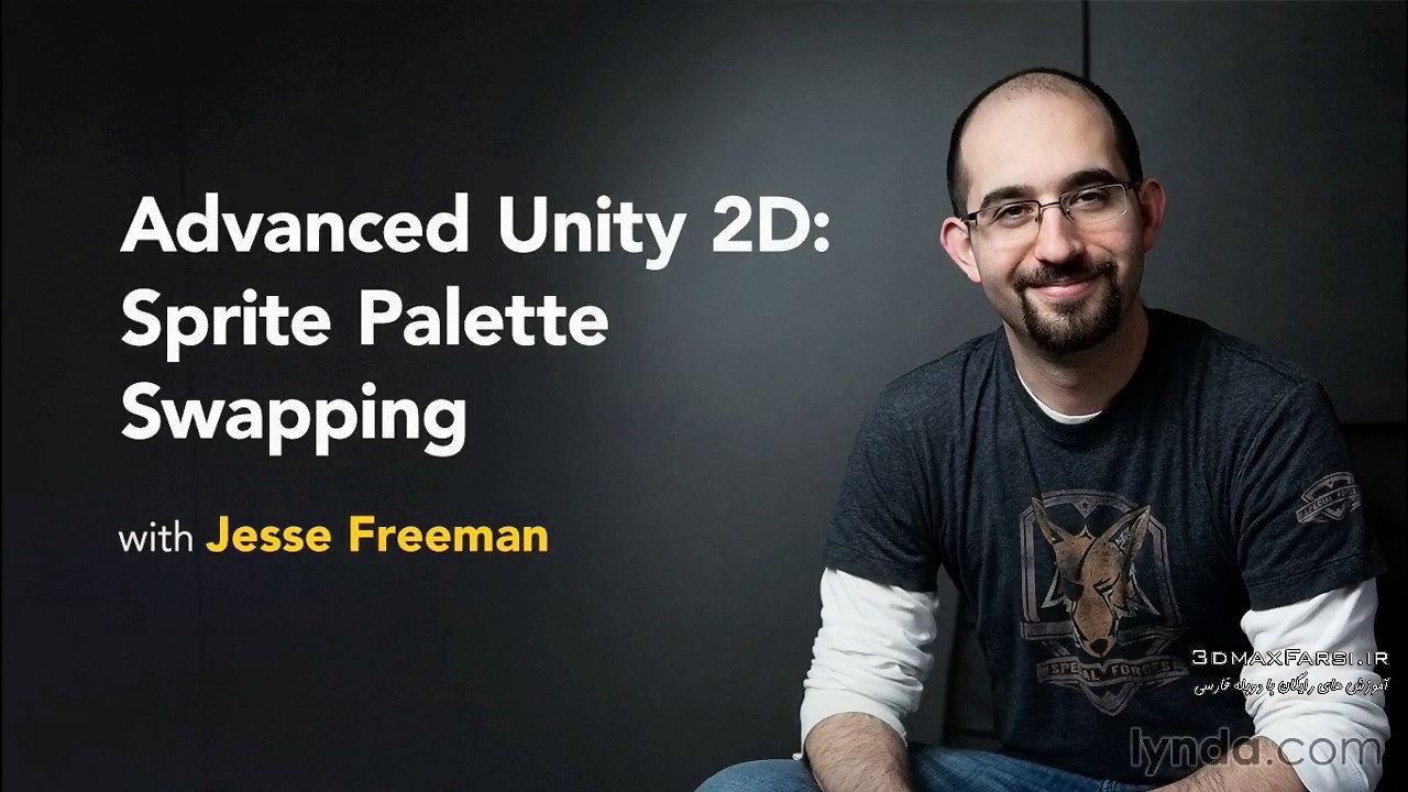 دانلود آموزش پیشرفته Unity 2D Sprite – مخصوص بازی سازی دوبعدی