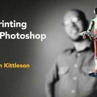 آموزش پرینت سه بعدی با فتوشاپ 3D Printing with Photoshop