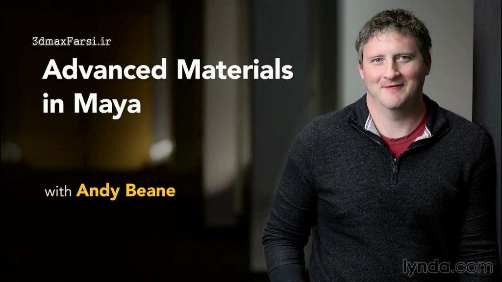 دانلود فیلم آموزش Advanced Materials In Maya After Effects