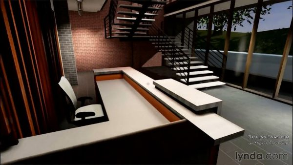 دانلود آموزش Architectural Visualization with Unreal Engine