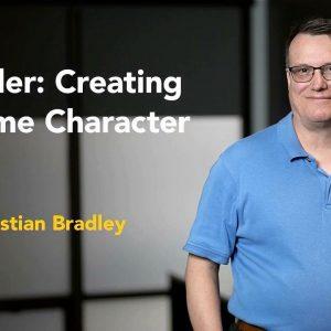 فیلم آموزش بلندر Creating a Game Character Blender