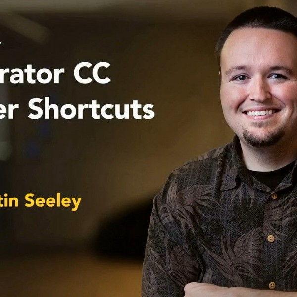 دانلود آموزش تصویری Illustrator CC Power Shortcuts