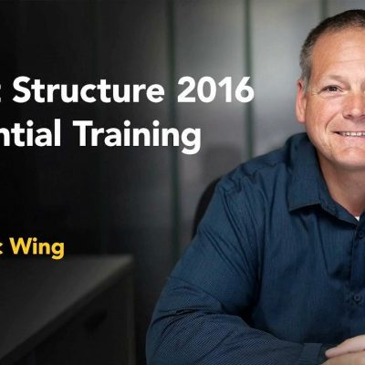 دانلود آموزش Revit Structure 2016 Essential Training