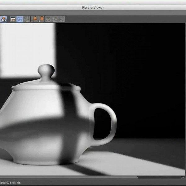 دانلود آموزش تصویری Studio Lighting in CINEMA 4D