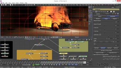 Photo of آموزش کامپوزیت انفجار فیوژن Fusion VFX : افکت انفجار ماشین جلوه ویژه