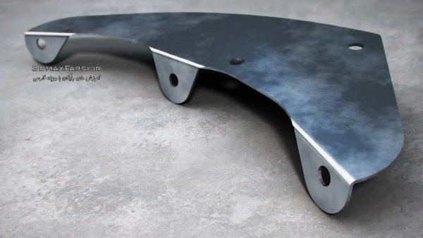 دانلود آموزش creating a wheel blade bracket in solid works