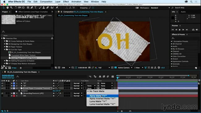 Creating a Handmade Look in After Effects Paper Cutout and Stop Motion Styles