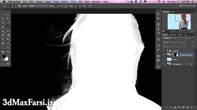 آموزش طراحی حرفه ای پوستر فتوشاپ phlearn pro