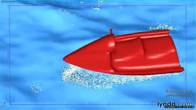 آموزش Caronte rigid body Up and Running with RealFlow