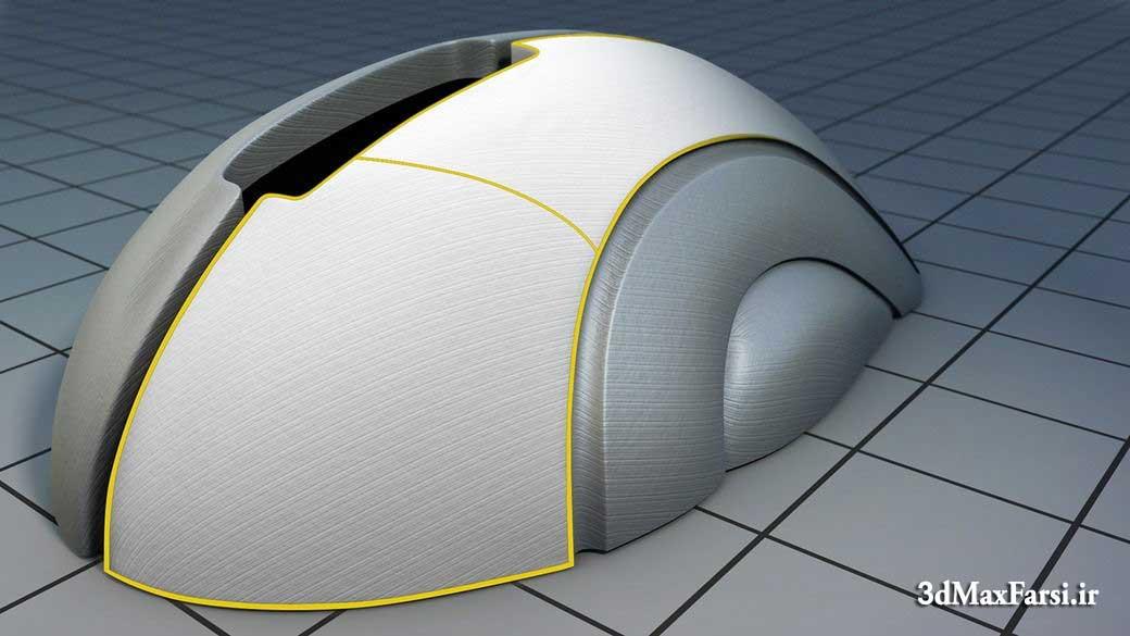 دانلود آموزش تکنیک های مدلسازی حرفه ای راینو Rhino