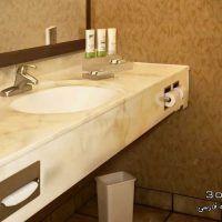 دانلود آموزش Creating a Bathroom Visualization in 3ds Max and V-Ray